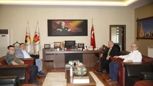 TUTSO'dan Nevşehir Ticaret ve Sanayi Odasına ziyaret