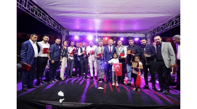 Zurna kampı muhteşem konserle final yaptı