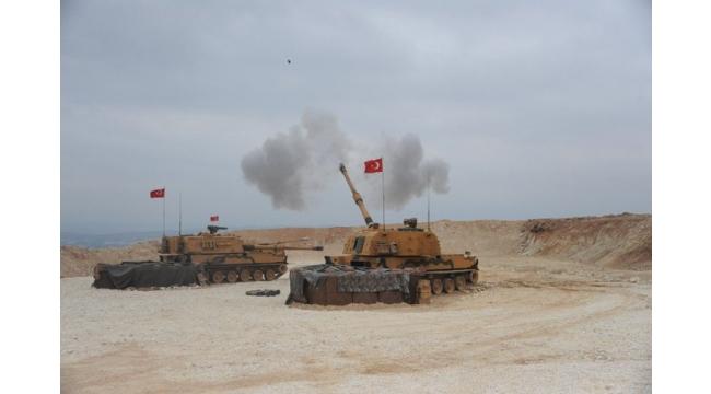 Barış Pınarı Harekatı'nda 25 kilometre içeri girildi!