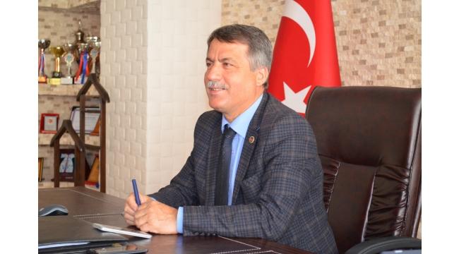 Başkan Alhan'dan 'Cumhuriyet Bayramı' mesajı