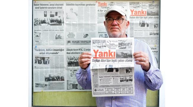 CHP ve Turgutlu Belediyesinden gazetelerimize ambargo