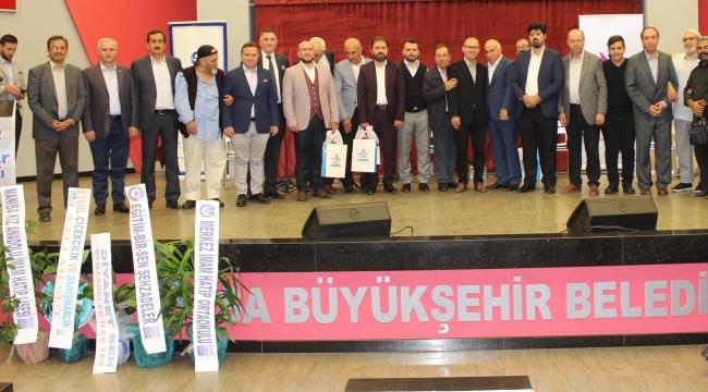Kur'an-ı Kerim Ziyafeti ve Tasavvuf Musikisi Konseri büyük ilgi gördü