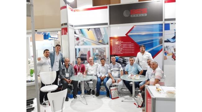 Turgutlulu elektrikçilerden 'VI.Elektrik Tesisat Ulusal Kongre ve Sergisi'ne ziyaret