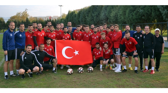 Turgutluspor, Cumhuriyet Bayramını kutladı