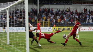 Turgutluspor dünyaları kaçırdı, liderliği kaybetti: 0-0
