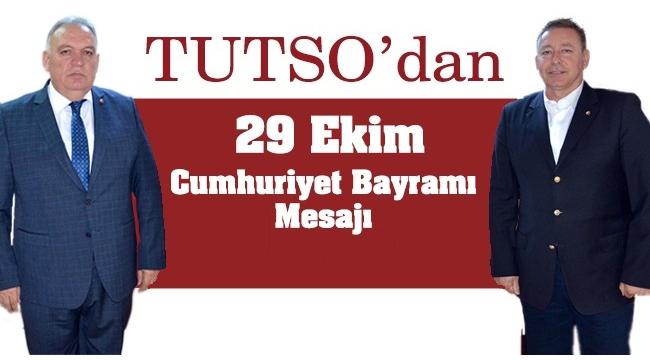 TUTSO Cumhuriyet Bayramını kutladı