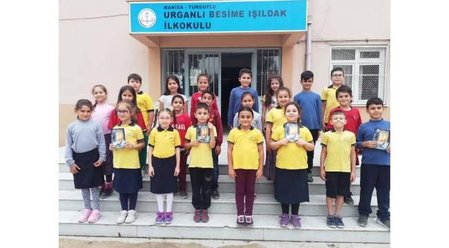 Urganlı Besime Işıldak İlkokulu'na kalite etiketi ödülü