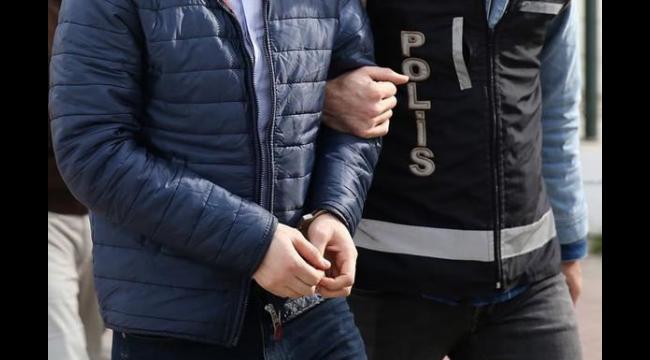 10 hırsızlık suçundan 26 yıl hapsi olan şahıs tutuklandı
