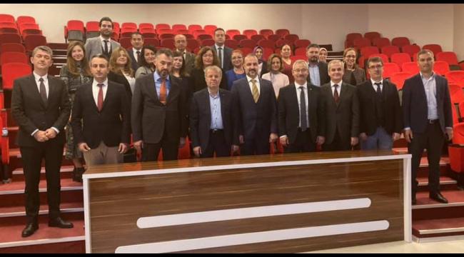 3.Bölgesel İlçe Sağlık Müdürleri Toplantısı yapıldı