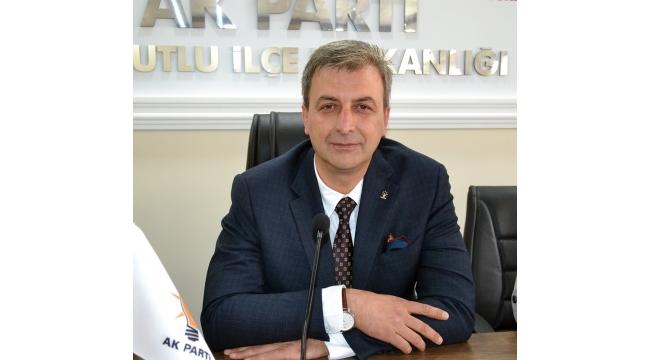AK Parti İlçe Başkanı Kazım Dilekistifa etti