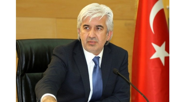 AK Parti Manisa İl Başkanlığı'na Salih Hızlı atandı