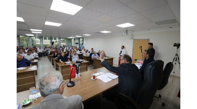 Belediye Meclisi saat 18.00'de toplanıyor