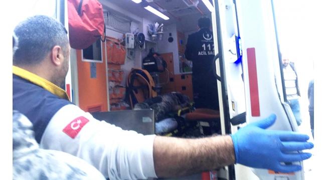 Çırçır fabrikasında yangın: 1 yaralı