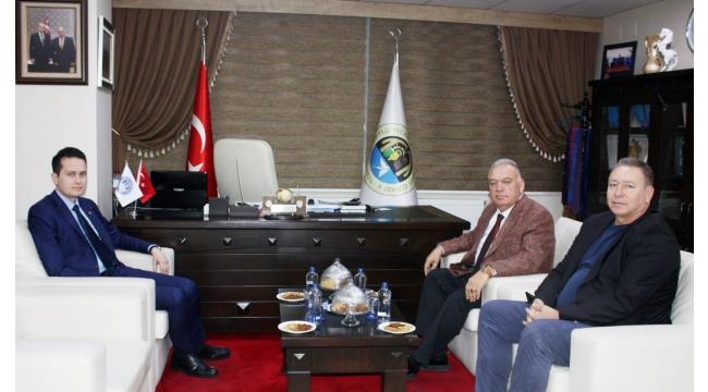 Cumhuriyet Başsavcısı Esen'den TUTSO'ya ziyaret