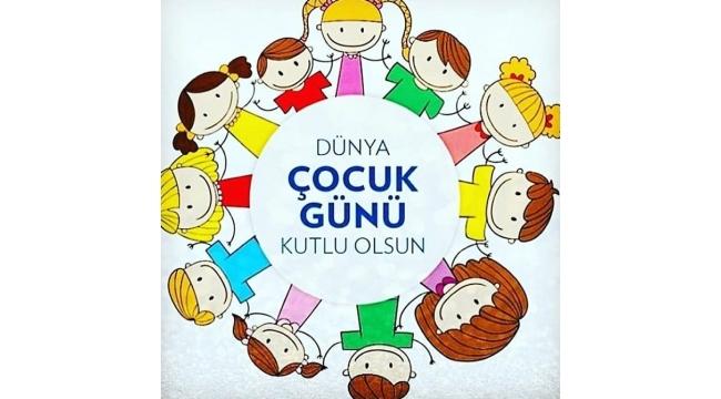 20 Kasım Dünya Çocuk Hakları Günü kutlu olsun!