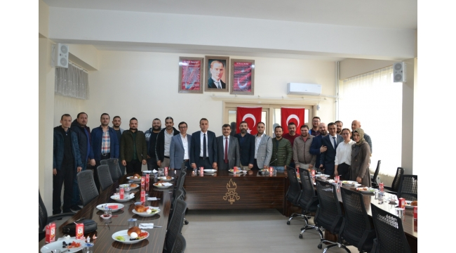 Hasan Ferdi Turgutlu MTAL'de 'Bilişim Teknolojileri - Sektör' buluşması