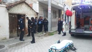 Hayvan tahliyesi esnasında arbede 2'si polis 3 yaralı