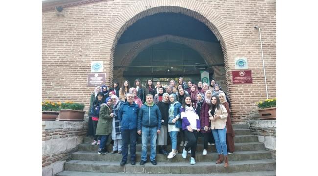 Öğrencilere üniversite tanıtım gezisi düzenlendi