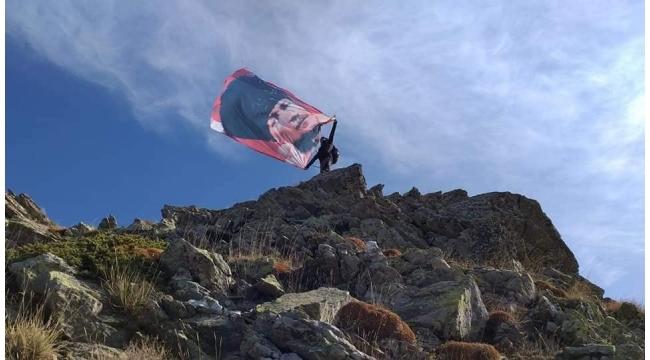 Olympos, Ata'ya saygı için Kabazlı – Damatlı parkurundaydı