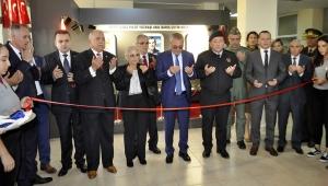 Şehit Anıl Barış Çetin adına şehitlik köşesi açıldı
