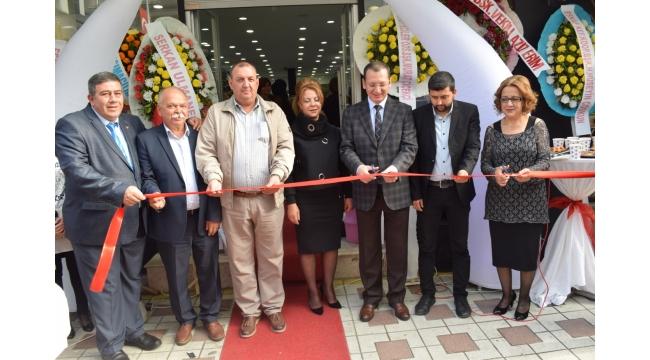 Set Triko Fabrika Satış Mağazası açıldı