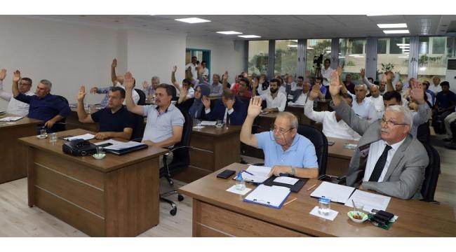 Turgutlu Belediye Meclisi 7 maddeyi görüşecek