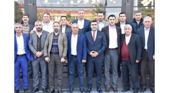 Turgutlu'da yaşayan Bitlisliler bir araya geldi