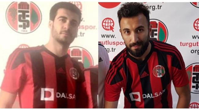 Turgutluspor 2 oyuncuyla yollarını ayırdı