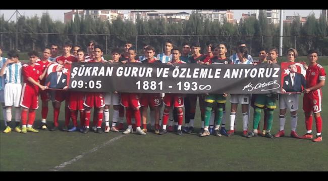 Turgutluspor U15 ve U16 takımları farklı kazandı