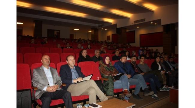TUTSO'da e-arşiv, e-fatura, e-defter semineri verildi
