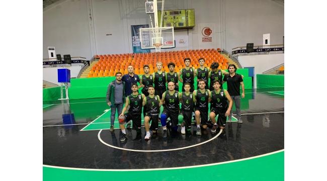 U18 Basketbol Takımı, 4'te 4 Yaptı