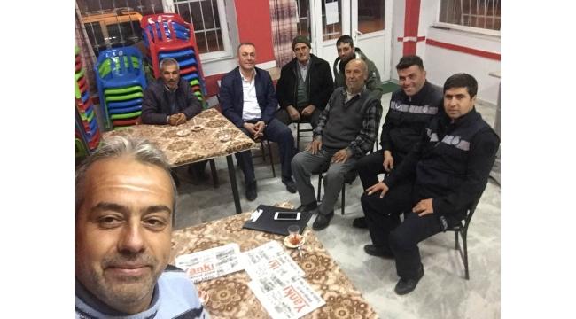 Başkan Vatansever'den kayıt dışı esnafla etkin mücadele