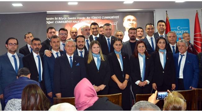 CHP'de 3'üncü başkan adayı Hasan Ayma
