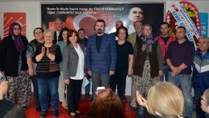 CHP'de Fatma Karagöz adaylığını açıkladı