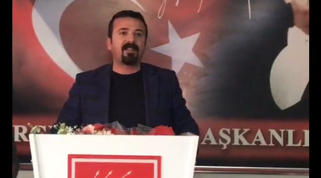 CHP'den Av.Mehmet Demirlek hakkında suç duyurusu