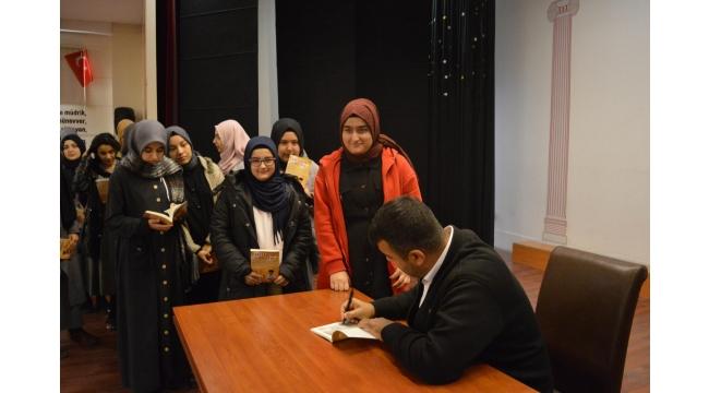 Eğitimci-Yazar Mikail Okumuş, Öğrencilerle Bir Araya Geldi