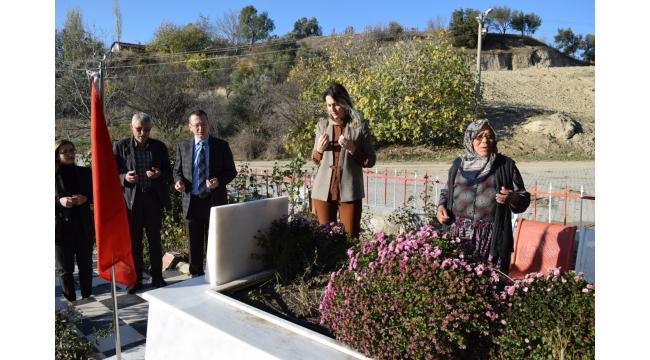 Kaymakam Yılmaz'dan şehit Bülent İlhan'ın ailesine ziyaret