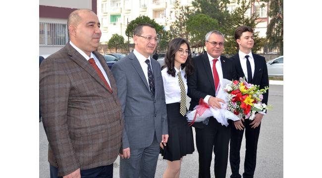 MANEP 2023'ün tanıtımı Turgutlu'da yapıldı