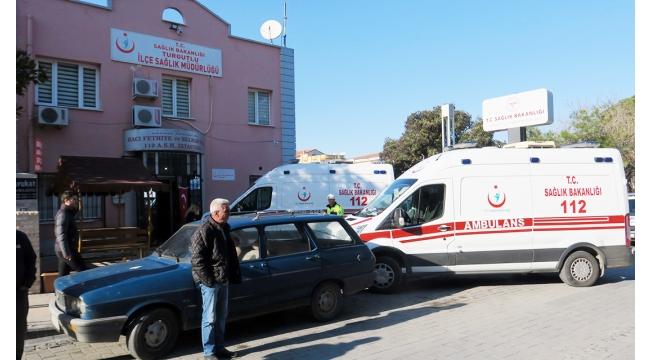 Ambulansların alanına park eden sürücüye 132 TL ceza!