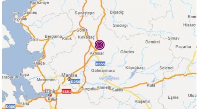 Bir korkutan deprem daha: 4.7