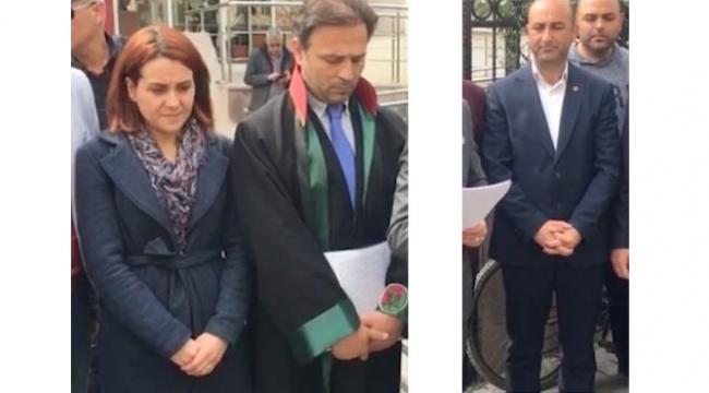 Burhan İrk ve Esma Toprak 1 Kuruşluk Davayı Kazandı