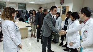 Büyükşehir Turgutlu MABEM'i ziyaret etti