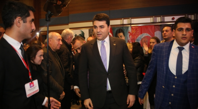 Demokrat Parti Genel Başkanı Manisa'da