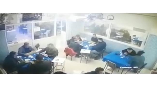 Deprem Turgutlu'da Kameralara Yansıdı (TIKLA - İZLE)