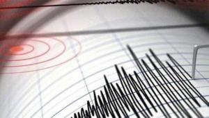 Kırkağaç'ta 4.8büyüklüğünde deprem