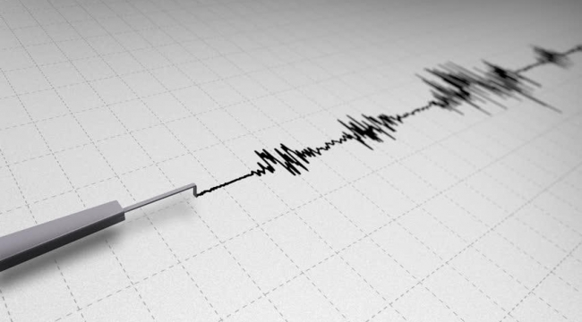 Manisa'da yine deprem!