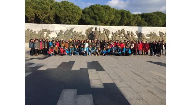 Şehit Tolga Artug Gençlik Merkezi Çanakkale'de