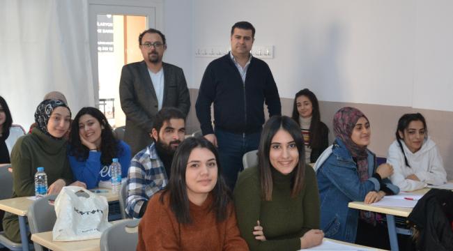 TURBEM'de 380 öğrenci eğitim görüyor