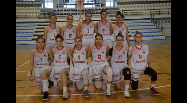 Turgutlu Belediye evinde Albedo'ya 60-49 yenildi