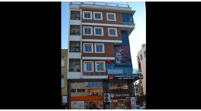Turgutlu Belediyesi kurslar için CHP binasının 3 katını kiraladı